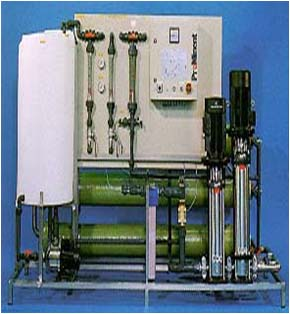 Water Treatments Indonesia Equipment